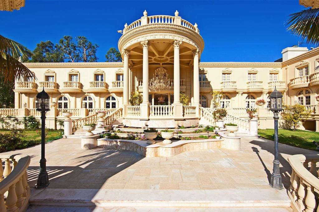 Tag archive for california mansion for sale home bunch for Castle mansions for sale