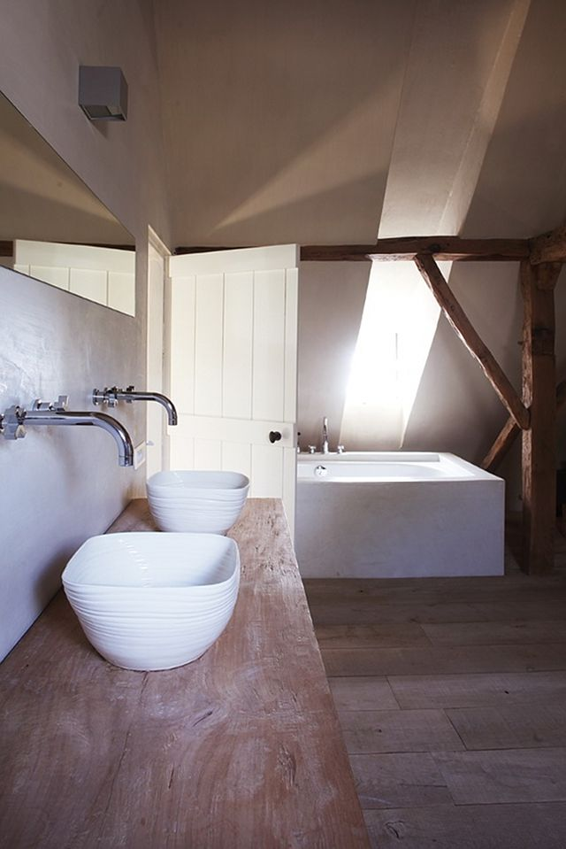 Rustic belgian house home bunch interior design ideas - Sfeer zen badkamer ...