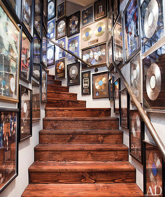 House Platinum: Sharon And Ozzy Osborne's New House For Sale