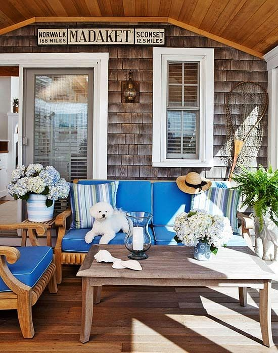 Cottage of the week summer cottage home bunch interior for Summer beach house decor