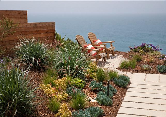 Ocean view Landscaping. #Ocean #landscaping #Beach