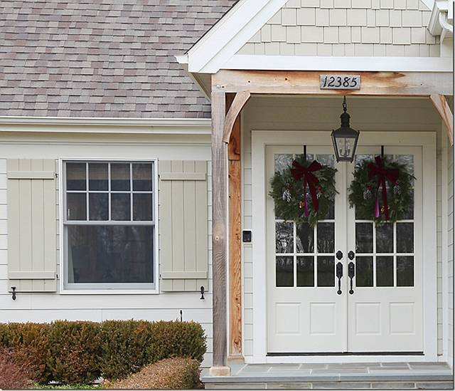 Well designed home by angie gren home bunch interior for Country style doors