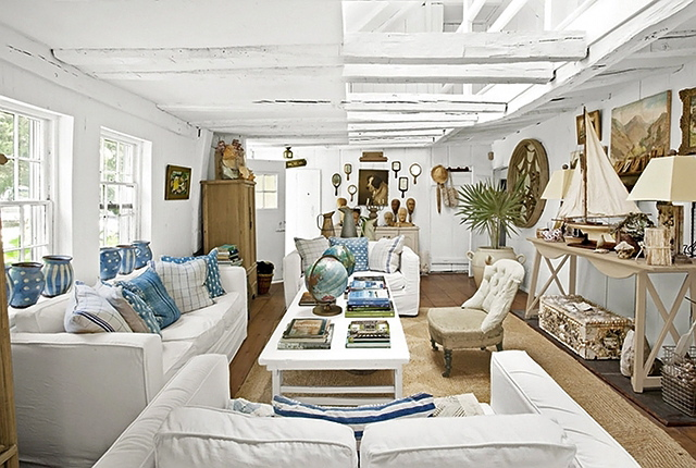 Cottage of the Week: Coastal Shabby Chic - Home Bunch - An ...