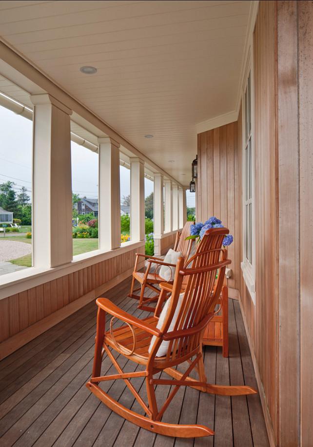 Porch. Welcoming front Porch. #Porch #PorchDecor