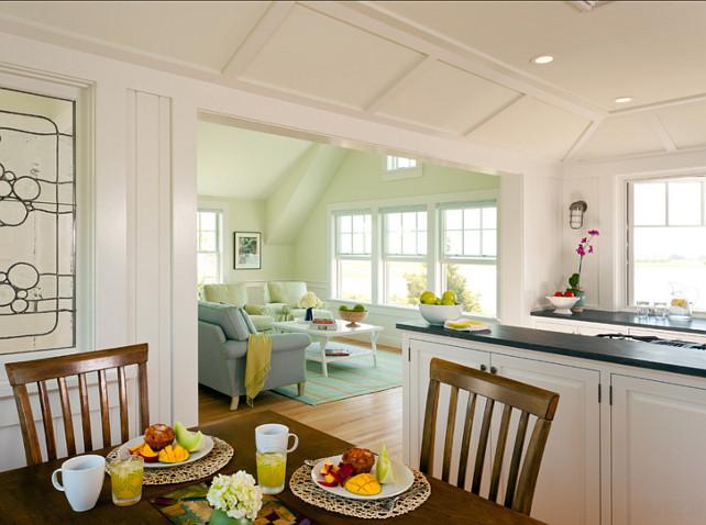 Eating Area Ideas. Cute idea for eating area. #EatingArea #Interiors #Homedecor
