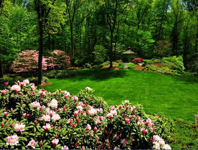 Landscaping. Zen Landscaping Design Ideas. #Zen #Landscaping