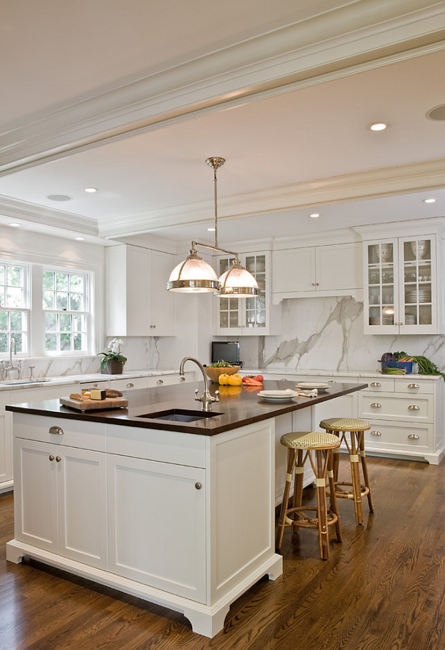 Kitchen. White Kitchen. Kitchen Layout. Kitchen Lighting. Kitchen Flooring. Kitchen Backsplash. Kitchen Island. Kitchen ceiling. Kitchen Hardware. Kitchen Island Layout. Kitchen Open Concept Ideas. #Kitchen Dalia Kitchen Design
