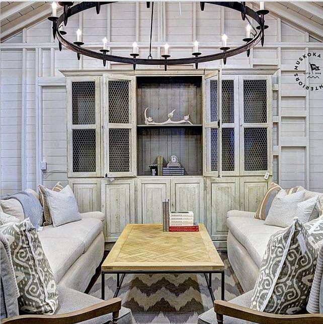 Living Room Cabinet. Coastal Living Room Cabinet Ideas. Living Room Cabinet Decor. #LivingRoom #Cabinet #Coastal Muskoka Living Interiors. #muskoka #muskokaliving #muskokalivingshowroom #muskokalivinginteriors #muskoka