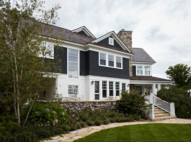 Harbor Springs Lake Cottage Home Bunch Interior Design Ideas