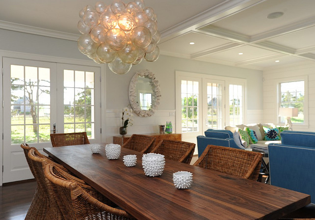 beach cottage with transitional coastal interiors home bunch