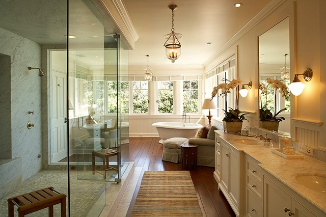 Well designed home home bunch interior design ideas for Perfect master bathroom