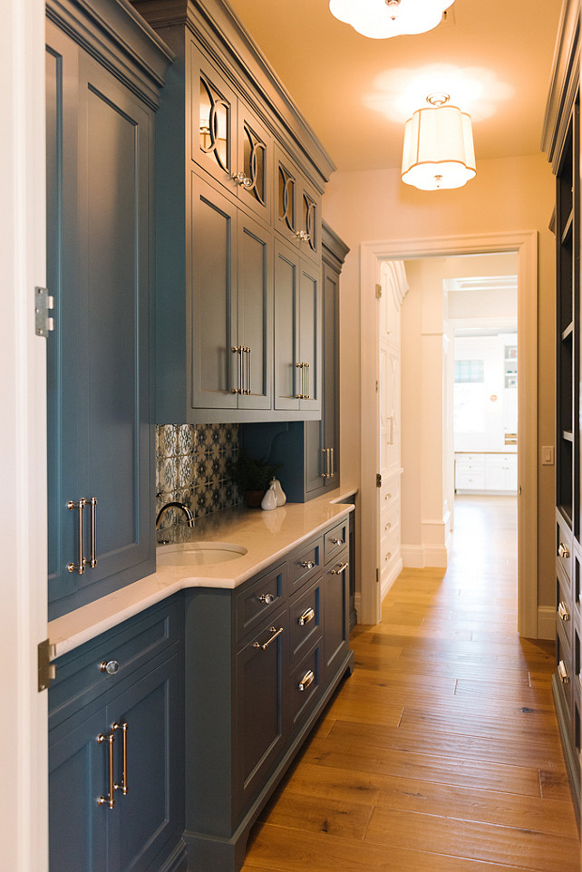 Benjamin Moore Philipsburg Blue Hc 159 Navy Cabinet Paint Color Kitchen