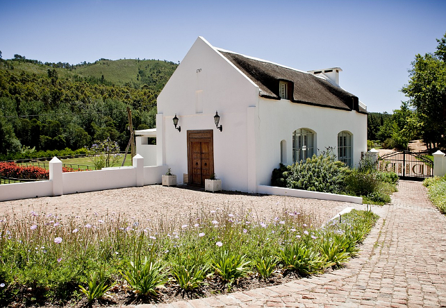Vacation Cottage In South Africa Home Bunch Interior