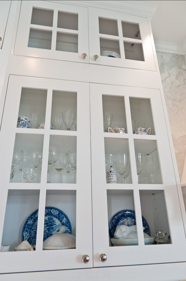 Kitchen Glass Cabinets. Always ...