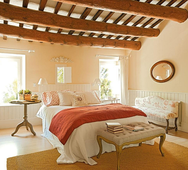 This ... & Restored Cottage in Spain - Home Bunch Interior Design Ideas