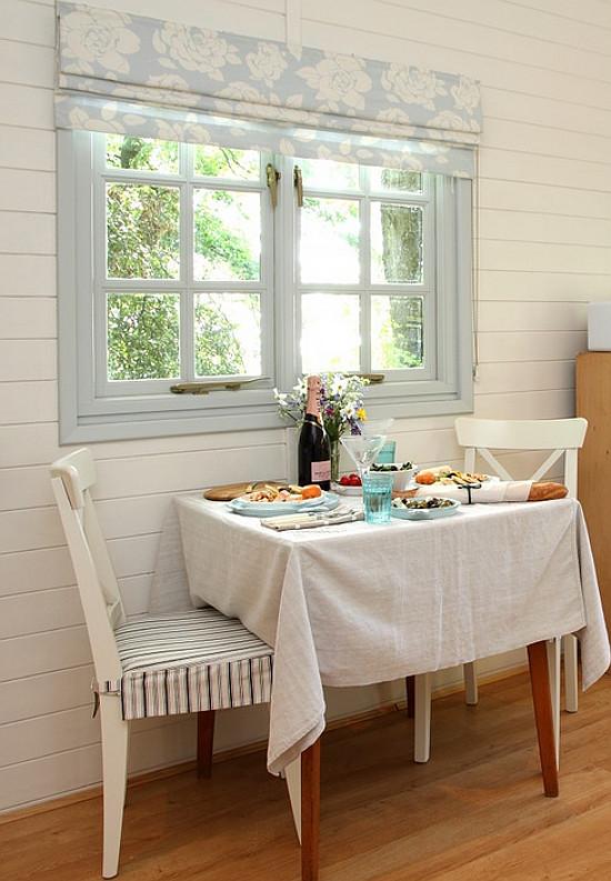Curtains Ideas beach cottage curtains : Whimsical Beach Cottage - Home Bunch – Interior Design Ideas