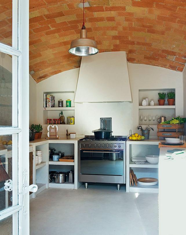 Kitchen. Rustic Cottage Kitchen Design Ideas. #Kitchen #Cottage #RusticKitchen