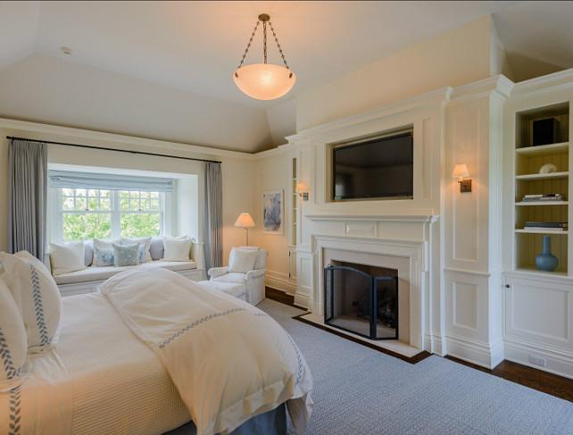 Bedroom. Classic Bedroom Design. #Bedroom #BedroomDesign #Traditional #Classic