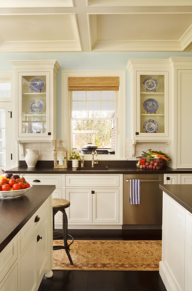 benjamin moore ivory white kitchen cabinets family home home bunch interior design ideas 9095