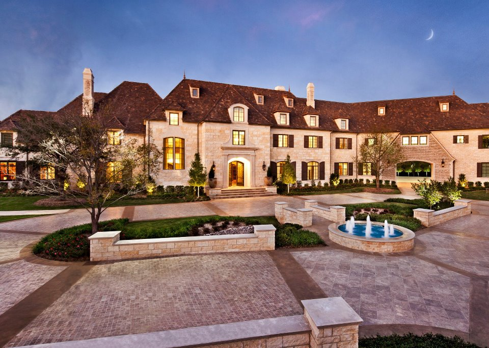 Dallas mansion home bunch interior design ideas for Castle mansions for sale
