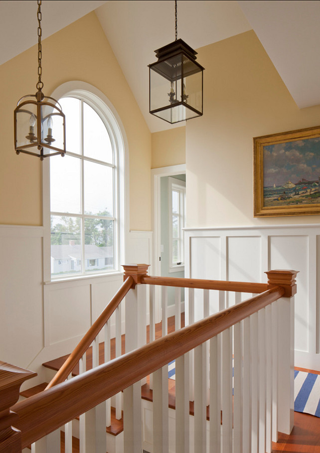 Staircase Millwork. Beautiful Staircase and Millwork Ideas. #Staircase #Millwork