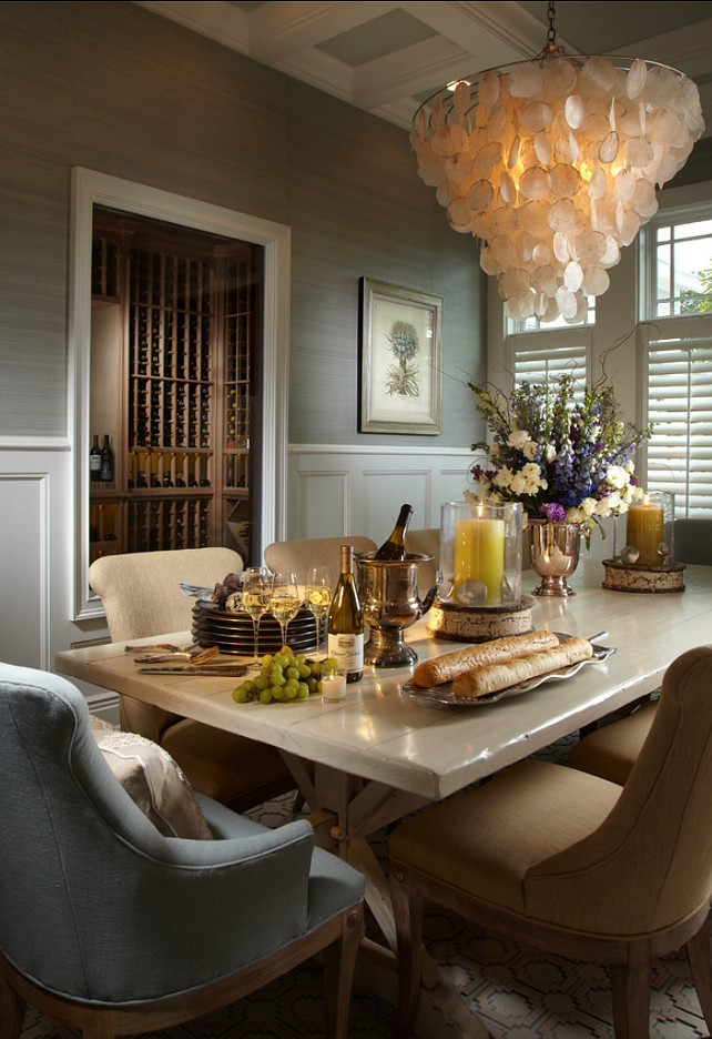 coastal dining room dining room