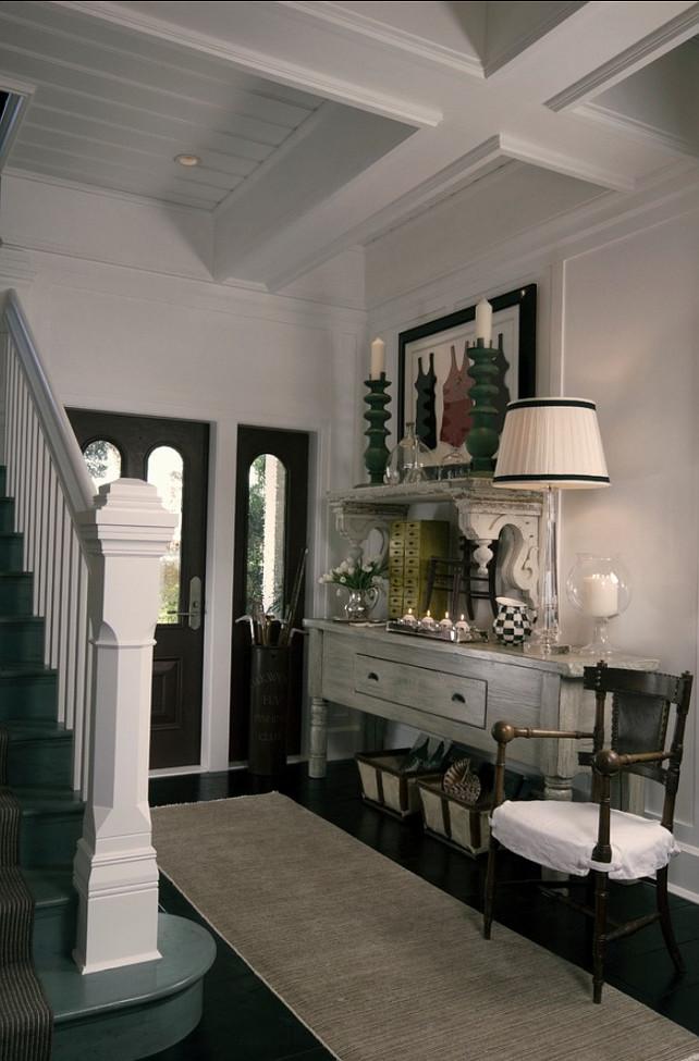Entry Foyer Credenza : Coastal home bunch interior design ideas