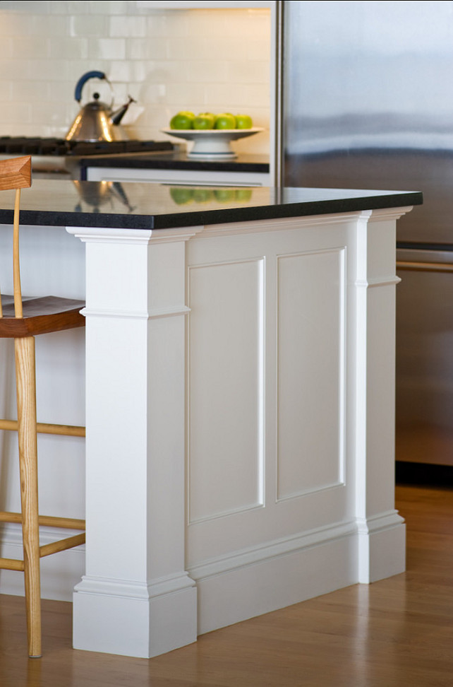 Shingle style home bunch interior design ideas for End of line kitchen units