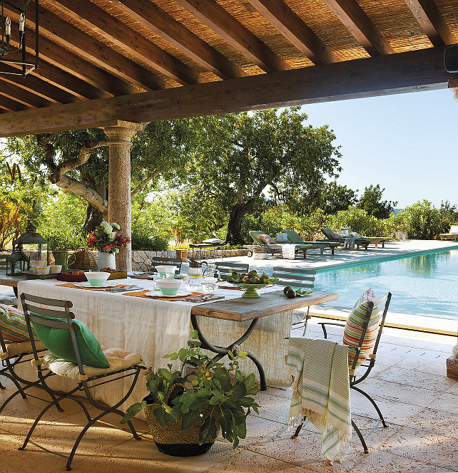 Dream Villa In Mallorca Spain Home Bunch Interior