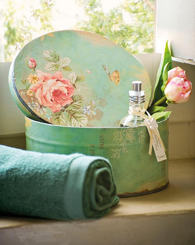 Home Decor. Vintage Home Decor Ideas. #HomeDecor #Vintage