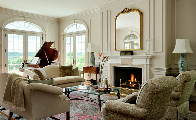 breathtaking traditional formal living room ideas   Classic Traditional Home - Home Bunch Interior Design Ideas
