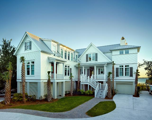 This New Construction Custom Beach House