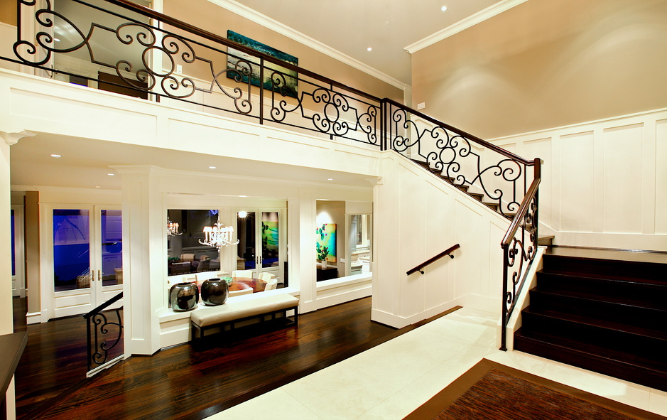 Tag archive for west vancouver houses home bunch - Luxury foyer interior design ...