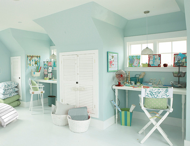 best turquoise paint color for bedroom