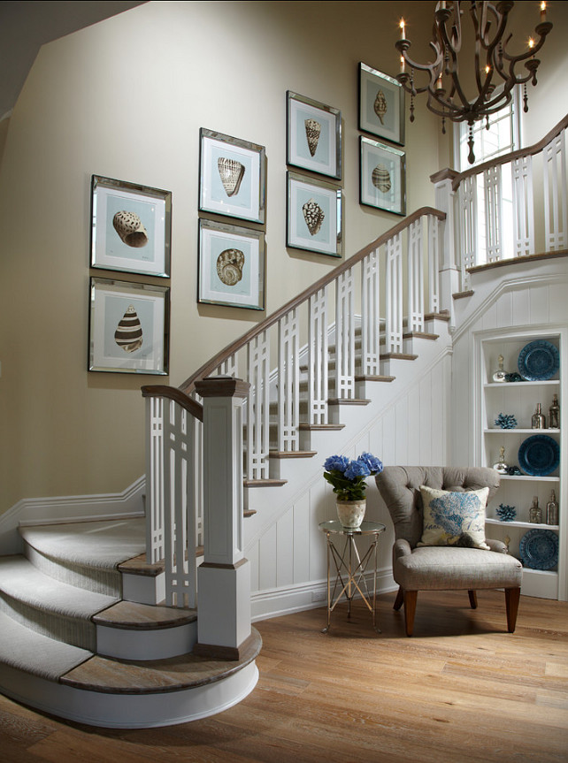 Sophisticated Paint Colors Classy Of Entryway Staircase Design Ideas Photos