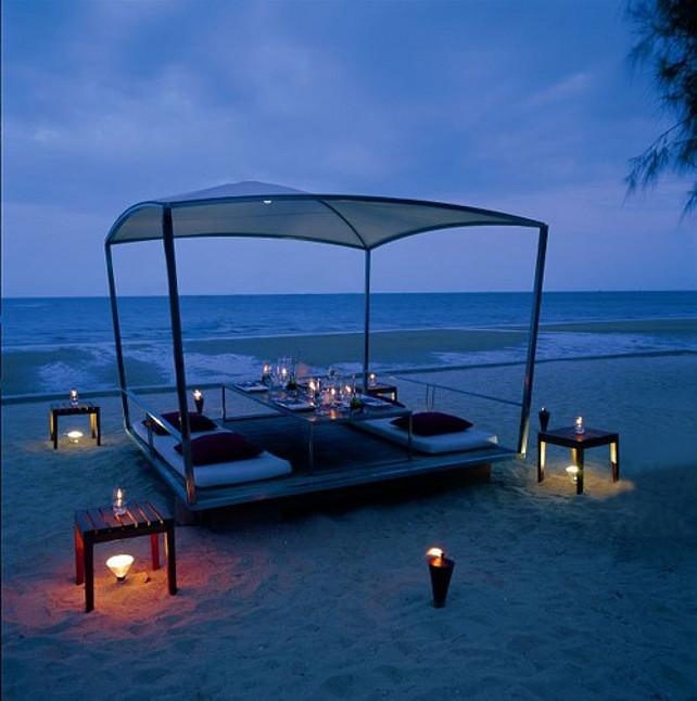 Beach at night. #Beach