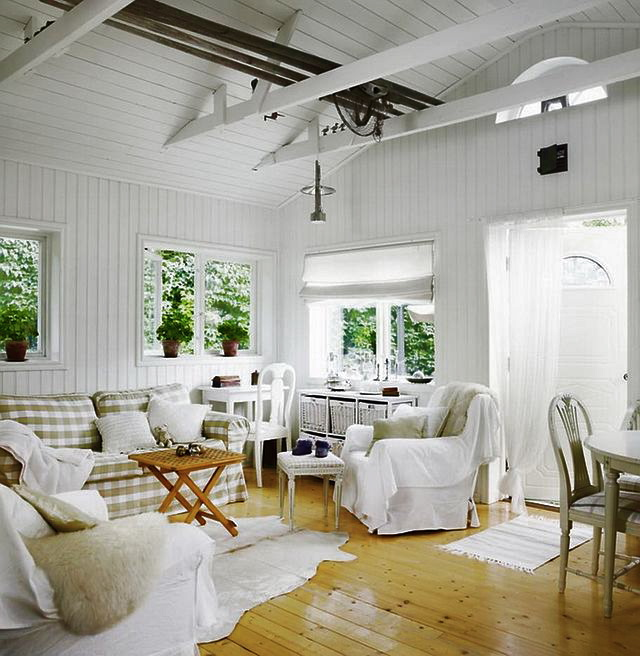 image gallery scandinavian cottage