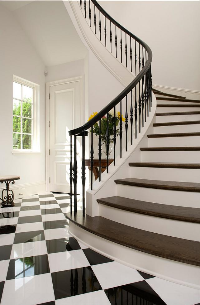 Classic Foyer Tile : Classic home bunch interior design ideas
