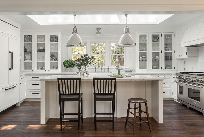 White Kitchen Design Ideas - Home Bunch – Interior Design Ideas