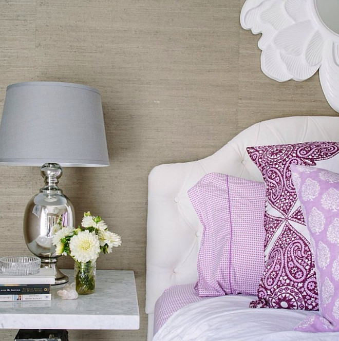 Bedroom Decorating Ideas. Comfy and pretty bedroom decor. #Bedroom #Decor Rita Chan Interiors.