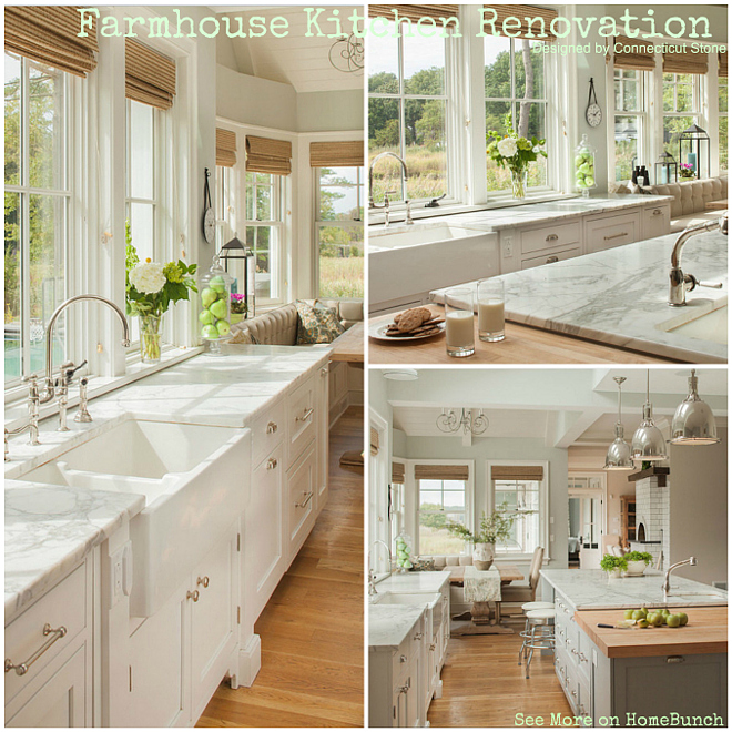 farmhouse kitchen renovation. beautiful ideas. Home Design Ideas