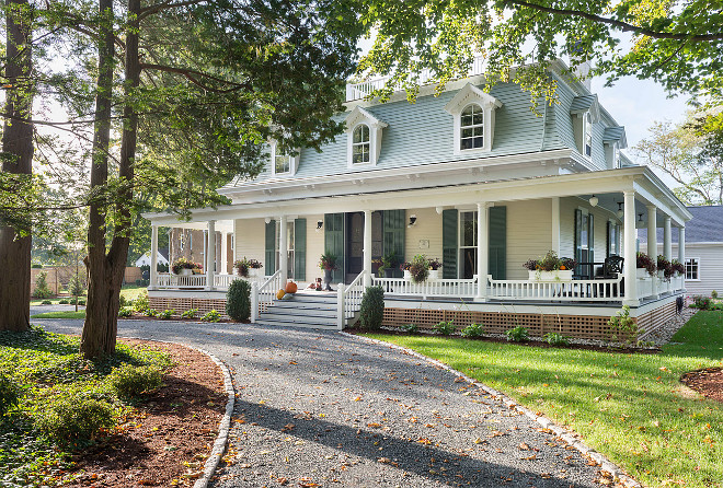 Historic Home Renovation. Historic Home Renovation Ideas. Home Exterior Historic Home Renovation #HistoricHome #Renovation. Davitt Design Build, Inc. Nat Rea Photography.