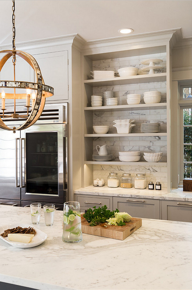 Open Kitchen Cabinet Design Ideas ~ The ultimate gray kitchen design ideas home bunch