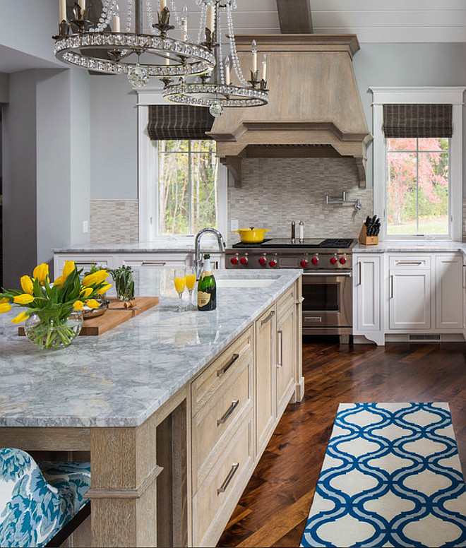 Gray And White Kitchens Cabinet Stain: New Kitchen Design By Martha O'Hara Interiors