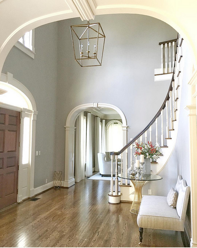 Foyer Paint Benjamin Moore : New interior design ideas for the year home bunch