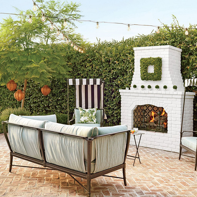 Small Backyard Outdoor Fireplace. Small Backyard Outdoor Fireplace Ideas. Small  Backyard Outdoor Fireplace Design