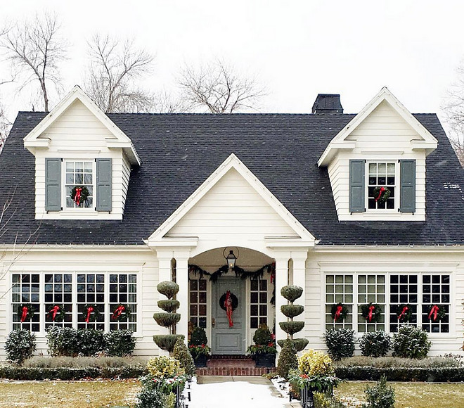 New christmas decorating ideas home bunch interior design ideas - Trim a home outdoor christmas decorations ...