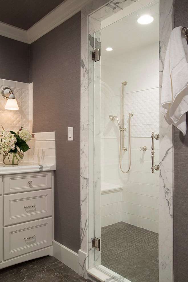 Bathroom Shower Ideas. #Bathroom #Shower Karr Bick.