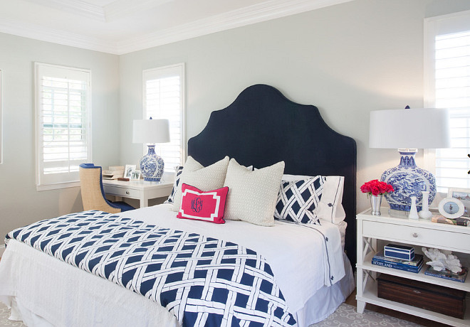 navy and white bedroom interior design ideas home bunch interior design ideas 16498