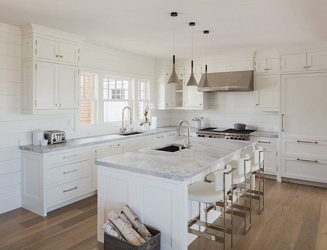 Kitchen Shiplap Backsplash. Kitchen White Shiplap Backsplash. Kitchen Shiplap Backsplash Ideas. Kitchen Shiplap Backsplash Pictures. #Kitchen #Shiplap Backsplash Sophie Metz Design.